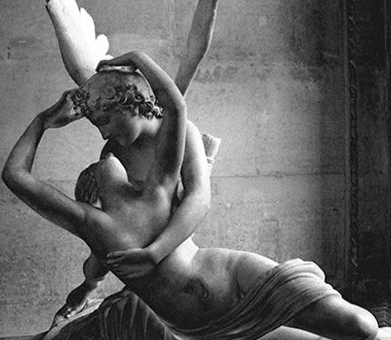 Eros & Psyche: Soul Connection, Desire, Zephyr, Zahir and Leather