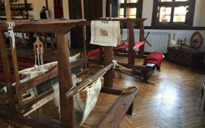 Weaving Life: Spindle, Shuttle and Needle