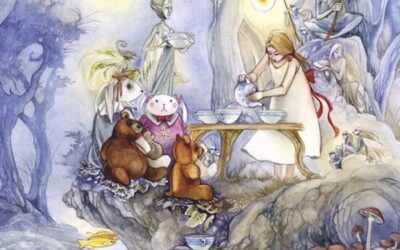 The Importance of Fairytales for a Child's Wellbeing