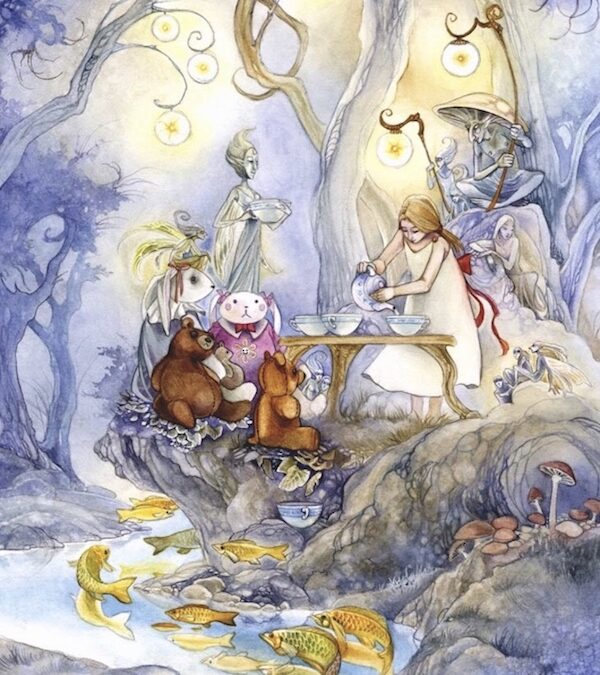 Fairytales, When Their Need is Greatest for Children