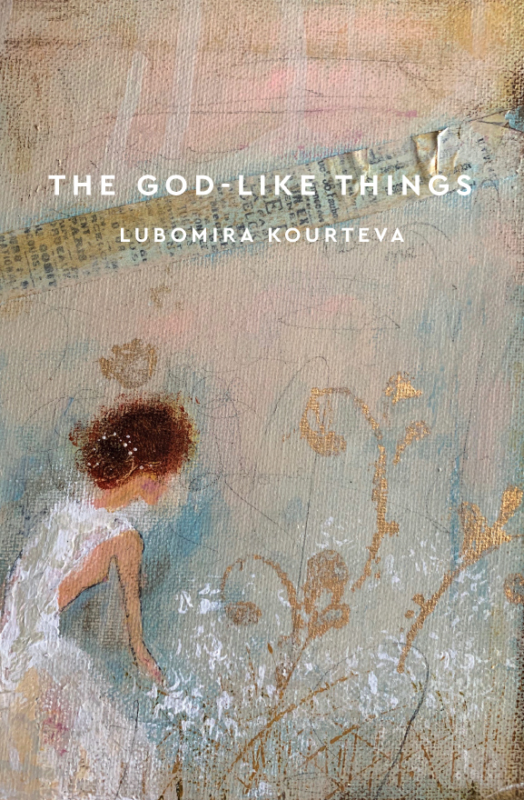 The God-like Things | front cover